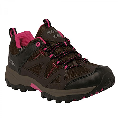 Regatta Great Outdoors - Gatlin - Scarpe da camminata - Donna (36 EU) (Torba/Vivace) Torba/Vivace