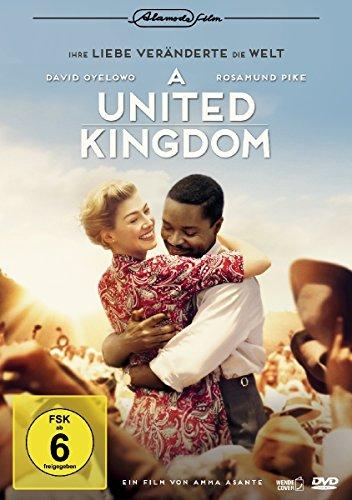 A United Kingdom - Ihre Liebe veränderte die Welt -