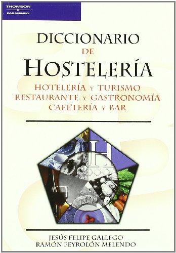 Diccionario de hostelería