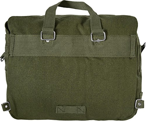 BW-Canvas-Kampftasche, groß OLIV
