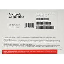 Microsoft Windows 7 Professional Sp1 - Licencia Y Soporte OEM, Español, 1 PC, 32-Bit