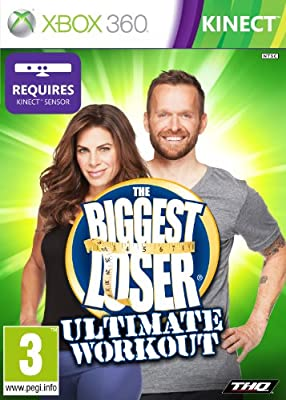 The Biggest Loser: Ultimate Workout -Kinect Compatible (Xbox 360) by THQ