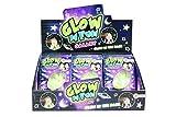 Toi-Toys 35051A Glow in the Dark Sterne Zubehör Partyzubehör, 1er Pack, Mehrfarbig