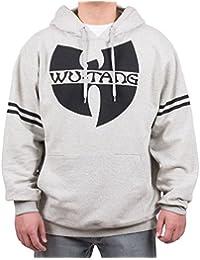 Wu Wear - Wu 36 Hooded grey - Wu-Tang Clan Tamaño XL, Color asignado Grey