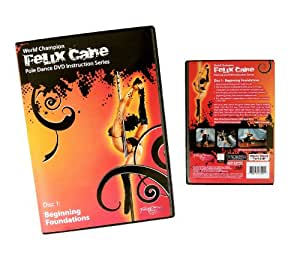 Felix Cane Pole Dance Mastery: Beginning Foundations