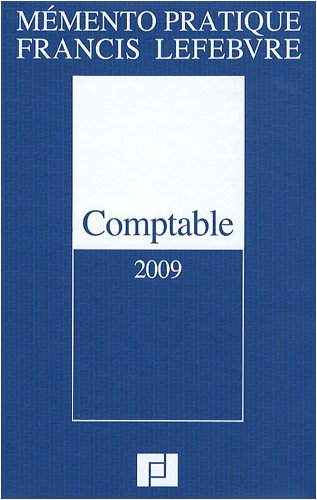 Comptable 2009