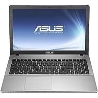 "ASUS R510VX-DM221D - Portátil de 15.6"" Full-HD (Intel Core i7-6700HQ, 16 GB RAM, 1TB HDD, NVIDIA GeForce GTX 950 de 2 GB, FreeDOS) Gris oscuro - Teclado QWERTY Español"