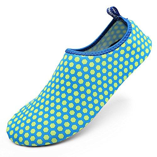 Houda , Chaussures aquatiques pour homme vert clair