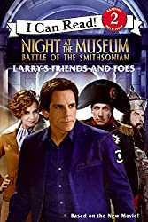 Night at the Museum: Battle of the Smithsonian: Larry's Friends and Foes