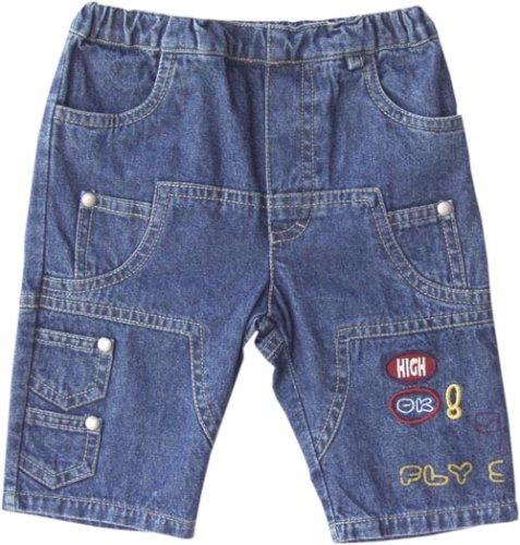Gefütterte Jeans Baby Jungen Fb blau 412028 (68) -