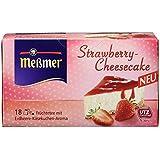 Meßmer Strawberry-Cheesecake, 18 Beutel, 45 g