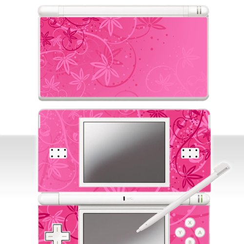 """Nintendo DS Lite Skin \"""" PINK FANTASIA \"""" Aufkleber Sticker Folie Schutzfolie"""