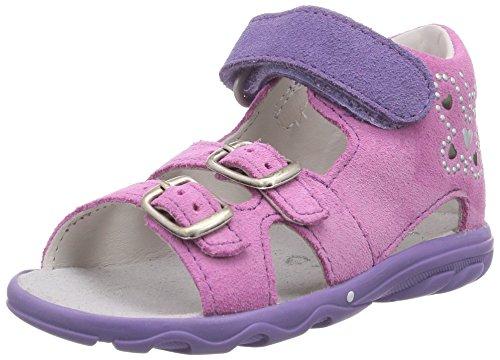 Richter Kinderschuhe Terrino 2103-521, Chaussures premiers pas pour bébé (fille)