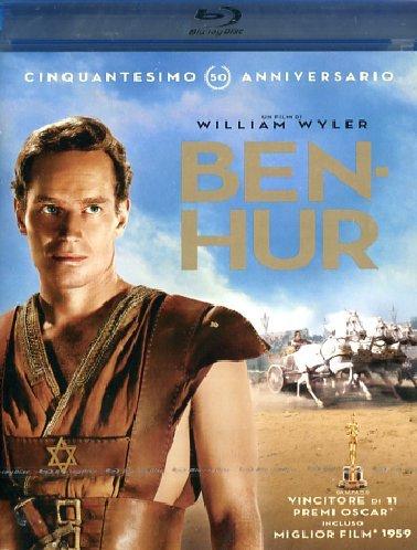 Ben-Hur(50' anniversario) [Blu-ray] [IT Import]