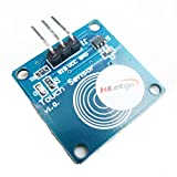 HiLetgo 3pcs Capacitive Touch Switch capacitive Sensor touch switch type for Arduino