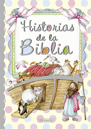 Historias De La Biblia (Pequeños Cristianos) por Lorena Marín