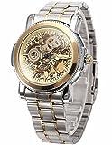 KS Automatikuhr Herren Uhr Automatik Uhr Mechanische Herrenuhr Metall Armbanduhr