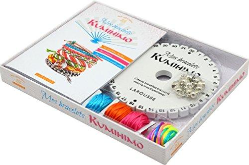 Mes bracelets Kumihimo Loisirs créatifs jeunesse