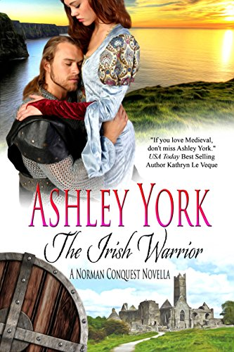 The Irish Warrior (Norman Conquest Book 3)