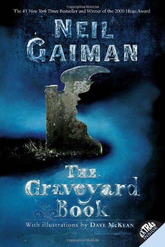 Buchseite und Rezensionen zu 'The Graveyard Book' von Neil Gaiman