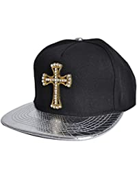 Belsen unisex Cortical Kreuz Baseball Cap Trucker Hat