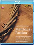 J.S. Bach: St. Matthew Passion (Amsterdam 2012) (Iván Fischer, Mark Padmore, Peter Harvey) (Arthaus: 108075) [Blu-ray] [2013]