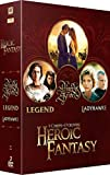 Heroic Fantasy : Princess Bride + Legend + Ladyhawke