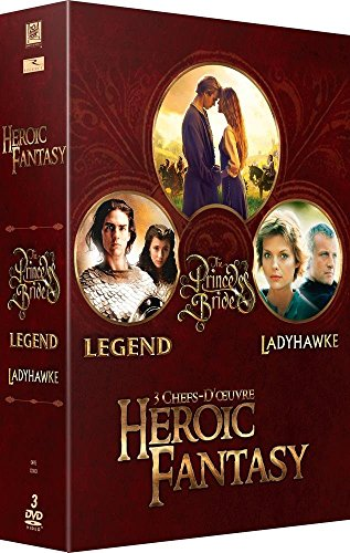 heroic-fantasy-princess-bride-legend-ladyhawke-francia-dvd