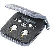 Design Go Quiet Zone - Tapones de oído aislantes del sonido (reutilizables)