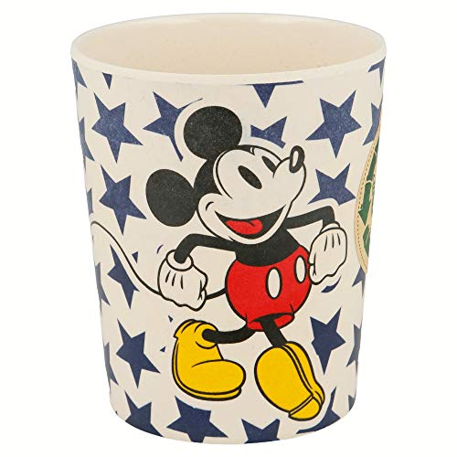 Mickey Mouse st-01324 Vase en bambou 270 ml All Star '