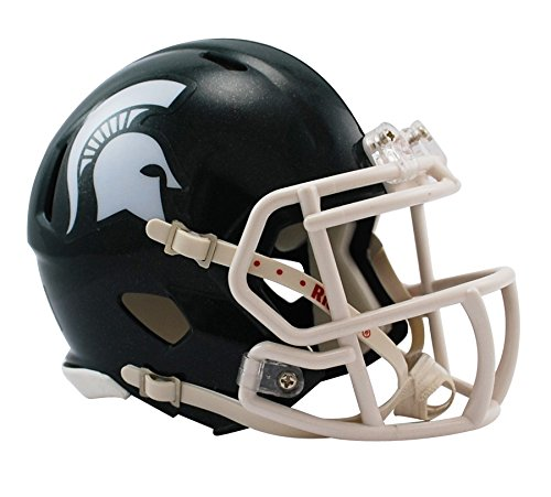 Riddell Michigan State Spartans College Football Speed Mini Casco