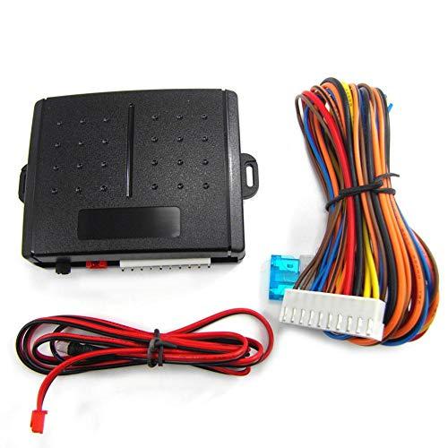 Coseyil Auto-Scheinwerfer-Delayer Anti-Diebstahl-Sensor Auto Light Zeitraffer-Controller kompatibel mit Keyless Entry System -