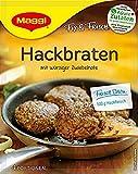 Maggi Fix und Frisch, Hackbraten, 92 g Beutel, ergibt 4 Portionen