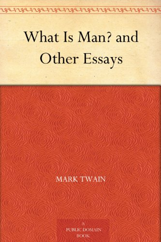 Vanity Stand (What Is Man? and Other Essays (English Edition))