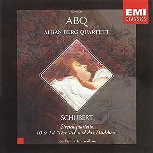 Streichquartette 10 und 14