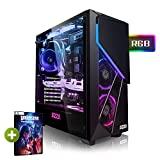 Megaport High End Gaming-PC Intel Core i7-8700 • Nvidia GeForce RTX2070 8GB • 480 GB SSD • 16GB DDR4 • Windows 10 • 1TB • WLAN Gamer pc Computer Desktop pc Gaming Computer rechner