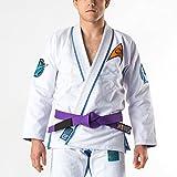 Boxing, Martial Arts & Mma Hyperfly Bjj Gi Capitán Americana Jiujitsu Uniforme Negro Hombre Premium Traje For Sale