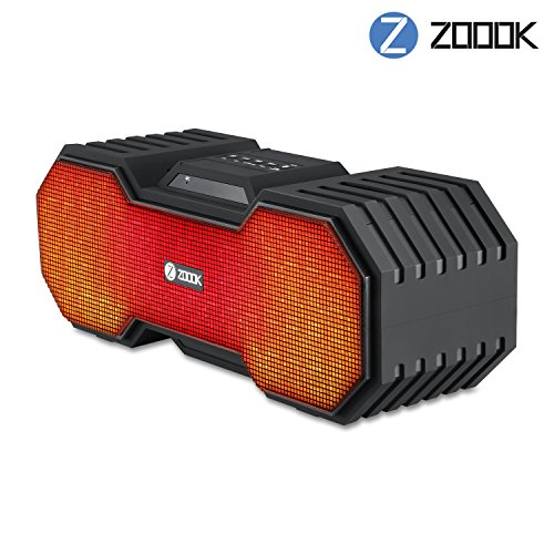 Zoook ZB-Rocker-3 Wireless Bluetooth Speaker (Black)