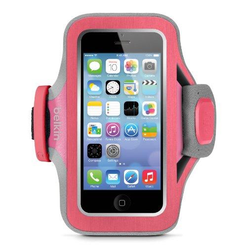 Belkin F8W299vfC01 Slim Fit Damen-Sportarmband für Apple iPhone 5/5s - Belkins Hdmi-kabel