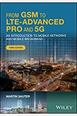 From GSM to LTE-Advanced Pro and 5G: An Introduction to Mobile Networks and Mobile Broadband Gebundene Ausgabe