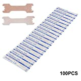 100pcs Disposable Breathe Right Nasal Strips Large (66 x 19mm) Better Breath Anti-Snoring