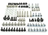 Tech-Parts-Koeln Kompletter Satz Verkleidungsschrauben Aprilia Sr 50 - Neu - 103 Teile