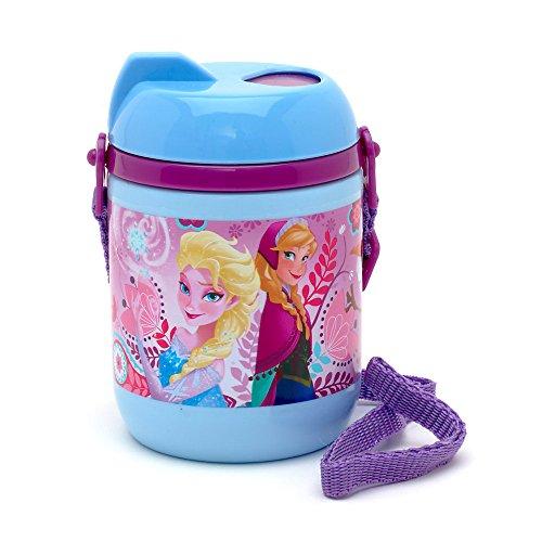 igin - völlig unverfroren - Trinkflasche - Bild von Elsa, Anna, Olaf (Pokemon Jessie)