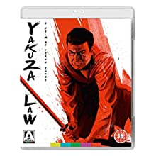 Yakuza Law [Blu-ray]