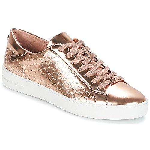 Michael Kors Michael Michael Kors Womens Colby Sneaker Rose/Gold Sneaker Low 40