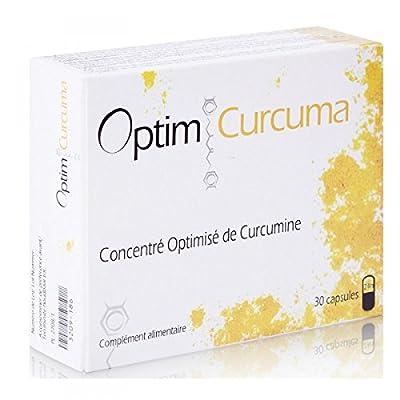 Optim Curcuma - Optimized Curcumin Longvida 30 Caps by bionoto
