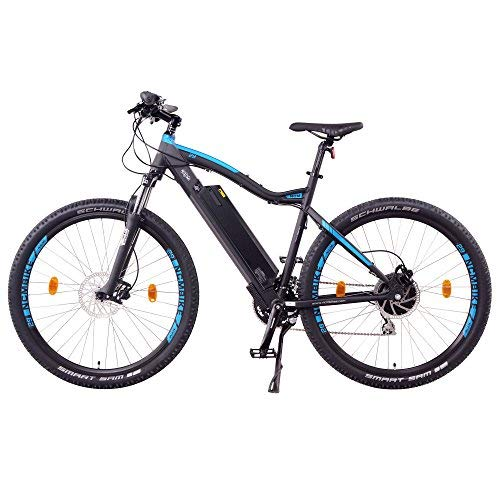 NCM Moscow Plus E-Bike Mountainbike Bild 2*