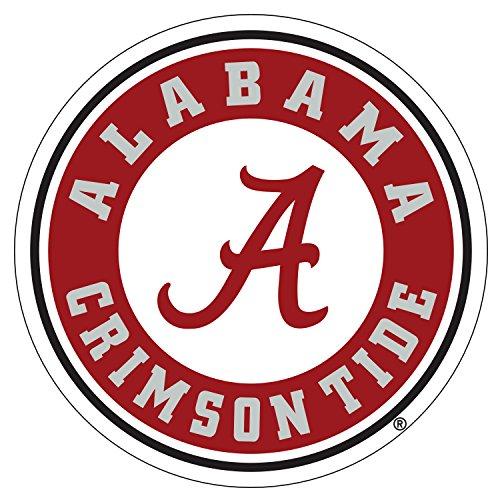 Alabama Crimson Tide Magnet Alabama SAL Magnet 15,2 cm
