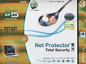 NPAV Net Protector 2018 TS Gold Edition - 1 PC, 3 Years (CD)