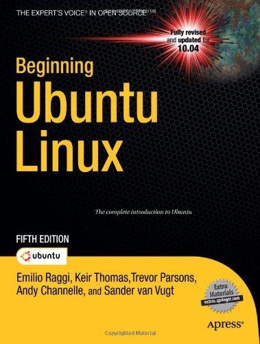 Beginning Ubuntu Linux (English Edition)